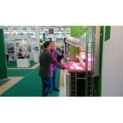 В Москве представлены профессиональные осветительные приборы